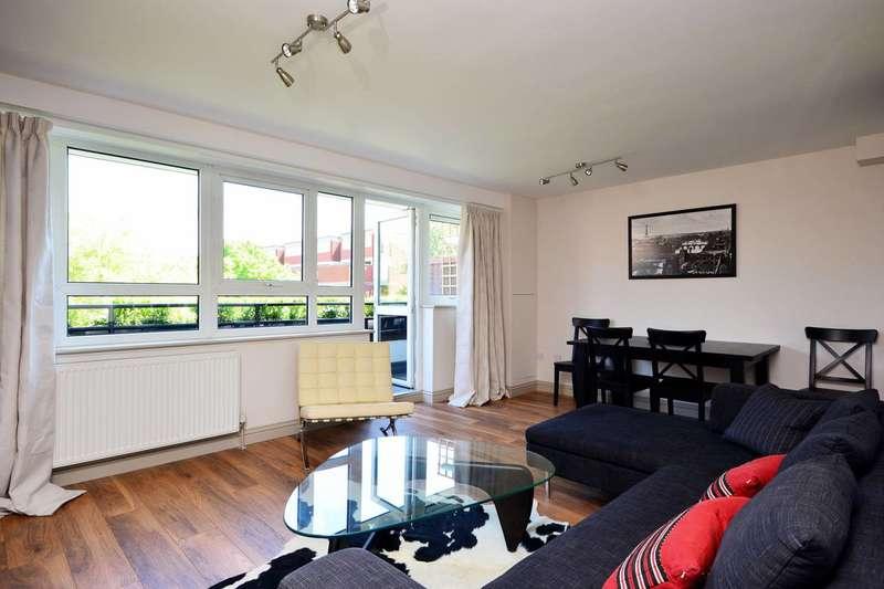 2 Bedrooms Flat for sale in Bullen Street, Battersea, SW11