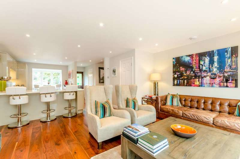 3 Bedrooms House for sale in Southlands Drive, Wimbledon, SW19