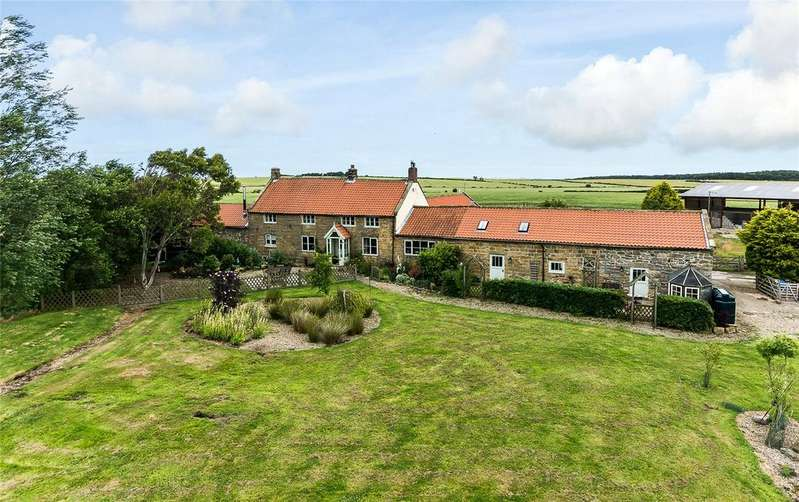 5 Bedrooms Detached House for sale in Loftus, Saltburn-by-the-Sea, Cleveland