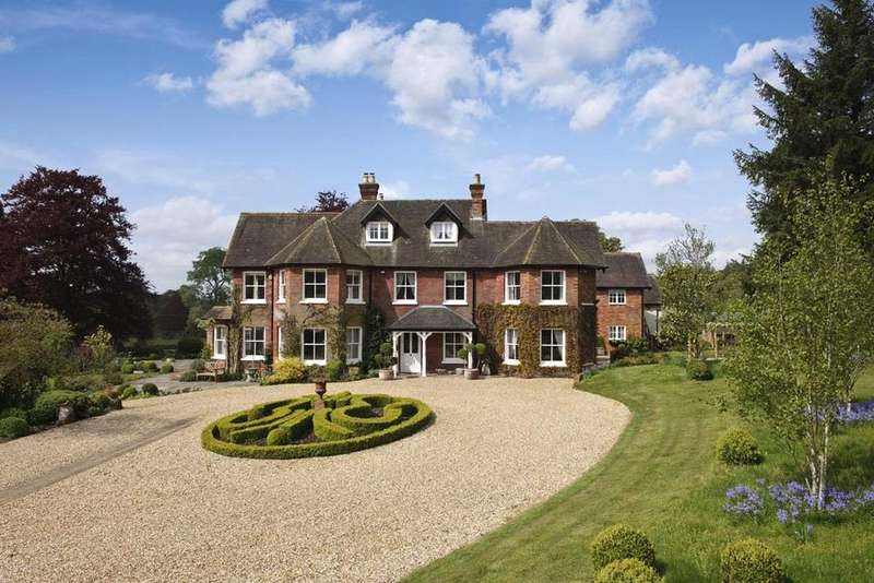 7 Bedrooms House for sale in Fritham, Lyndhurst, Hampshire