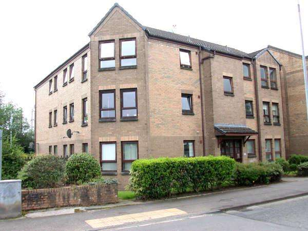 1 Bedroom Flat for sale in 2/1, 8 Crosslet Road, Dumbarton, G82 2ES
