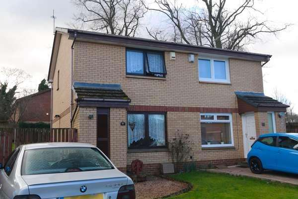 2 Bedrooms Semi-detached Villa House for sale in 97 Oakridge Crescent, Paisley, PA3 1RT