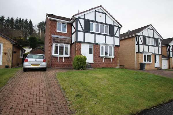 4 Bedrooms Detached House for sale in 42 Taymouth Drive, Gourock, PA19 1HJ