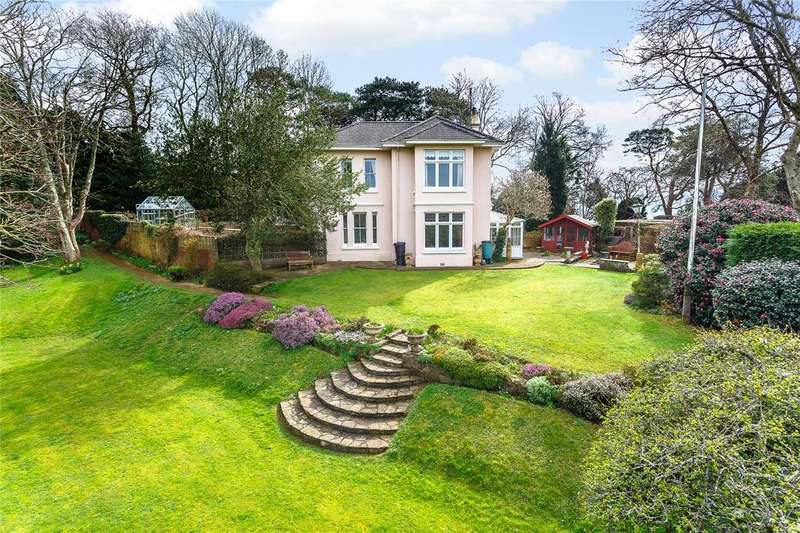 5 Bedrooms Detached House for sale in Jubilee Road, Totnes, Devon