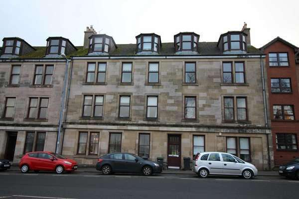 2 Bedrooms Flat for sale in 0/2, 35A Regent Street, Greenock, PA15 4QY