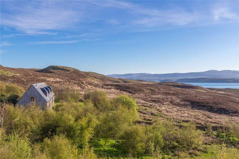 4 Bedrooms Detached House for sale in Greshornish, Portree, Isle of Skye