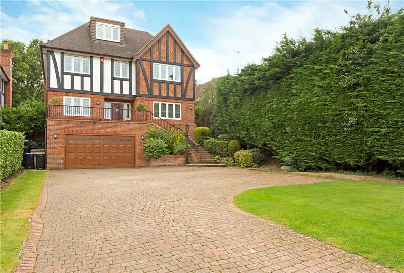5 Bedrooms Detached House for sale in Woodlands, Gerrards Cross, Buckinghamshire, SL9