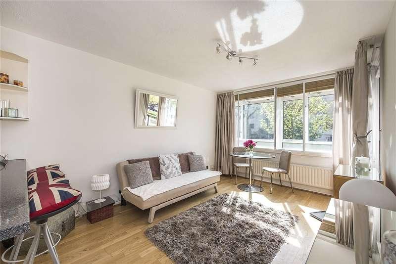 1 Bedroom Flat for sale in Hungerford House, Churchill Gardens, London, SW1V
