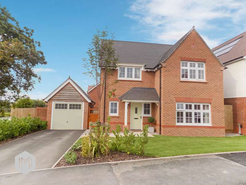 4 Bedrooms Detached House for sale in Wentwood Crescent, Clayton-Le-Woods, Chorley, PR25