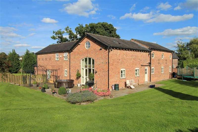 5 Bedrooms Barn Conversion Character Property for sale in Carr Field Farm, Chelford Road, Alderley Edge