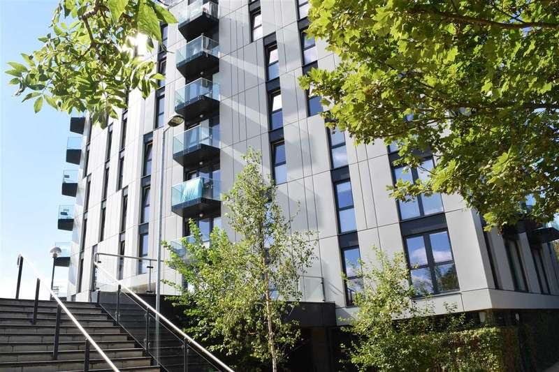 2 Bedrooms Apartment Flat for sale in Century Tower, Shire Gate, Chelmsford