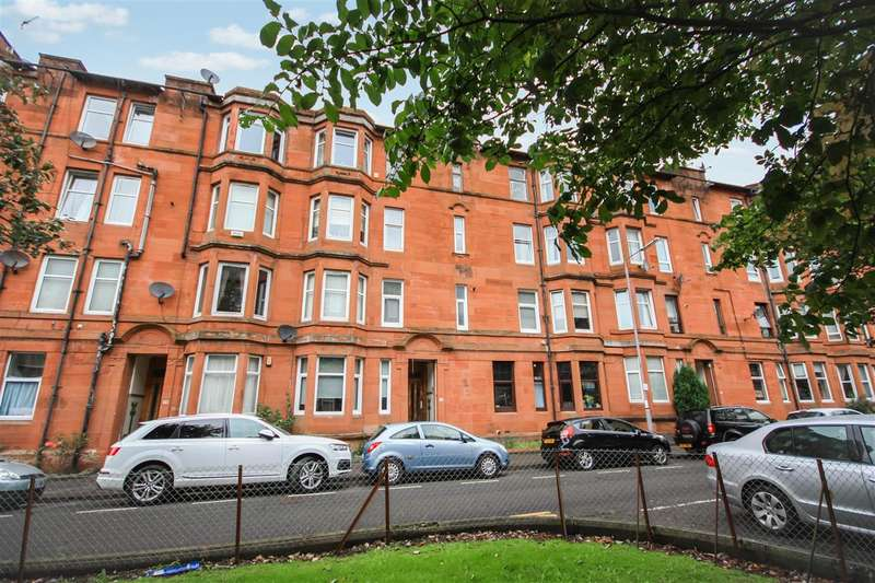1 Bedroom Flat for sale in Rannoch Street, Glasgow
