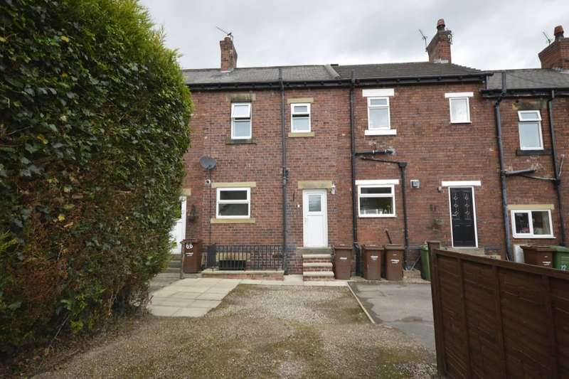 2 Bedrooms Property for sale in Manor Road, Ossett, WF5