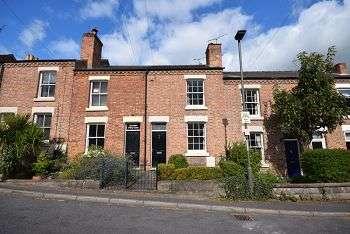3 Bedrooms Terraced House for sale in Mileash Lane, Darley Abbey, Derby, DE22 1DE