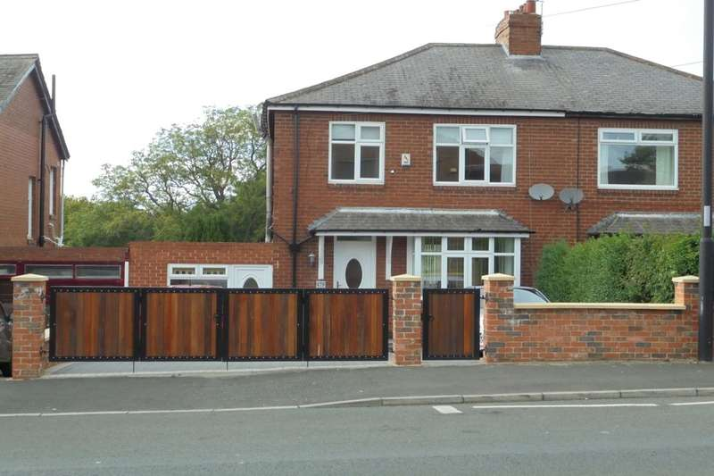 3 Bedrooms Semi Detached House for sale in Denton Road, Denton Burn, Newcastle Upon Tyne, NE15