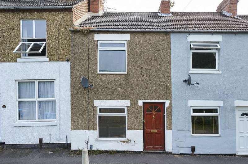 2 Bedrooms Terraced House for sale in New Street, Desborough, Kettering, Northamptonshire