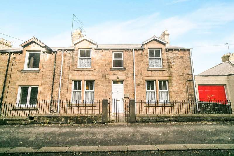 6 Bedrooms Terraced House for sale in Grove Terrace, Burnopfield, Newcastle Upon Tyne, NE16