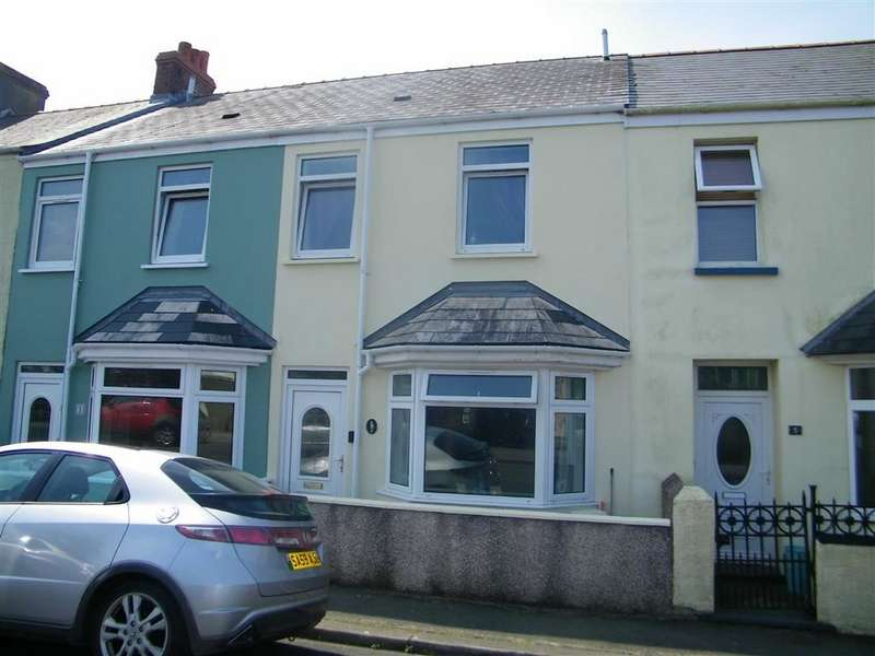 3 Bedrooms End Of Terrace House for sale in John Street, Neyland, Milford Haven