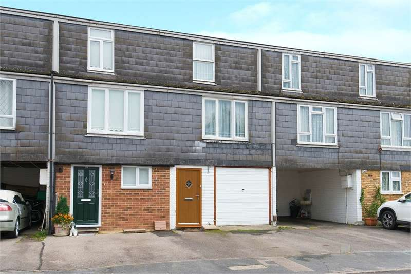 2 Bedrooms Town House for sale in Milne Way, Harefield, Middlesex