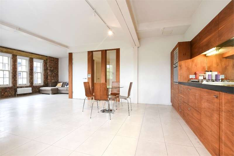 1 Bedroom Flat for sale in The Jam Factory, Green Walk, London, SE1