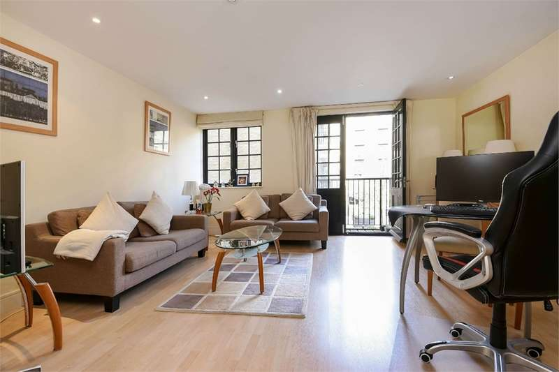 2 Bedrooms Flat for sale in Ginger Apartments, Cayenne Court, London Bridge, SE1