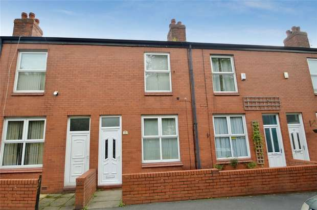 2 Bedrooms Terraced House for sale in Worrall Street, Edgeley, Stockport, Cheshire