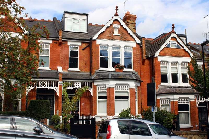 3 Bedrooms Flat for sale in Dukes Avenue, Muswell Hill, London