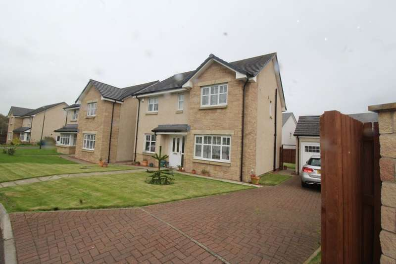 5 Bedrooms Detached House for sale in Brown Crescent, Bathgate, EH48