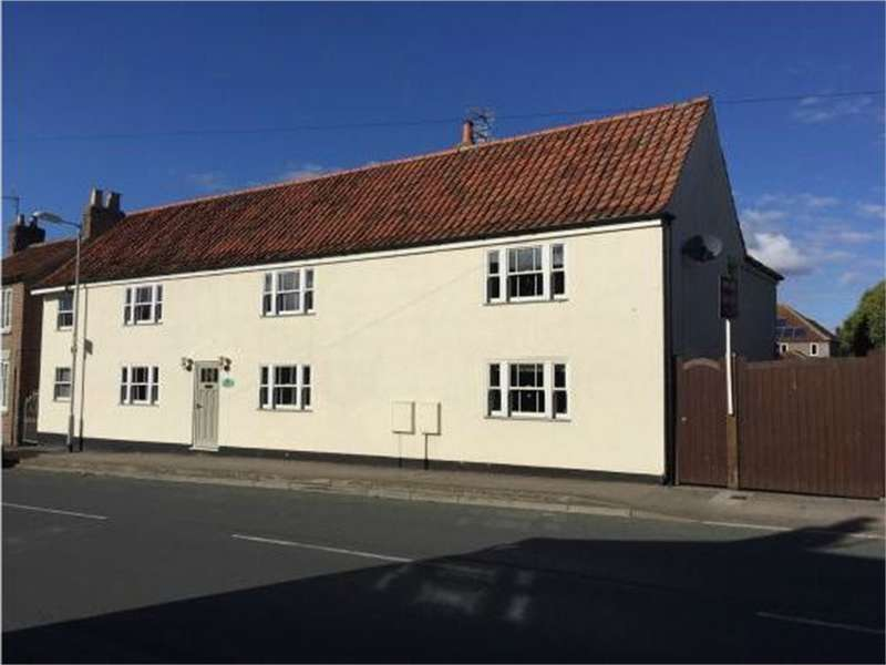 4 Bedrooms Detached House for sale in 49 Main Street, North Frodingham, East Riding of Yorkshire