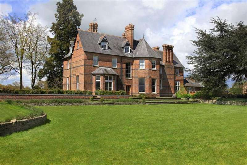 8 Bedrooms Detached House for sale in Rectory Lane, Adderley Market Drayton, Shropshire