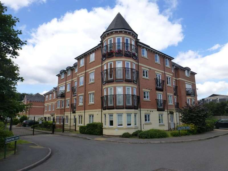 2 Bedrooms Apartment Flat for sale in Collingtree Court, Solihull