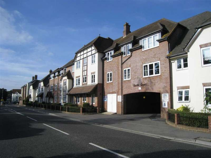 1 Bedroom Retirement Property for sale in Poole Road, Wimborne, Dorset