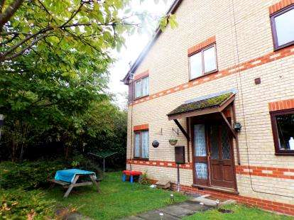 2 Bedrooms Terraced House for sale in Ramsthorn Grove, Walnut Tree, Milton Keynes