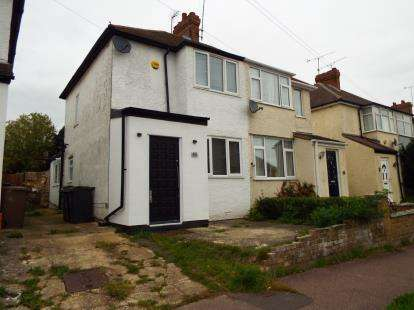 2 Bedrooms Semi Detached House for sale in Fourth Avenue, Luton