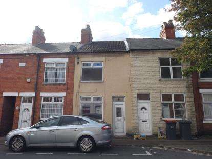 2 Bedrooms Terraced House for sale in St. Michaels Street, Sutton-In-Ashfield, Nottinghamshire, Notts