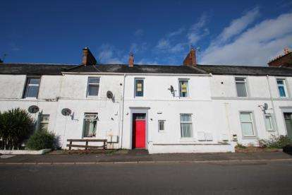 2 Bedrooms Flat for sale in McCalls Avenue, Ayr