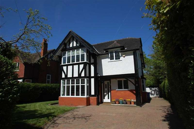 4 Bedrooms Detached House for sale in Syddal Road, Bramhall, Cheshire