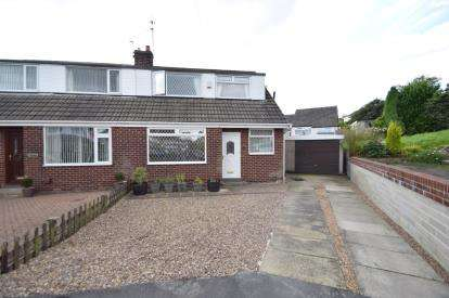 4 Bedrooms Bungalow for sale in Victoria Rise, Pudsey, Leeds, West Yorkshire