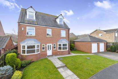 6 Bedrooms Detached House for sale in Campion Drive, Guisborough, North Yorkshire
