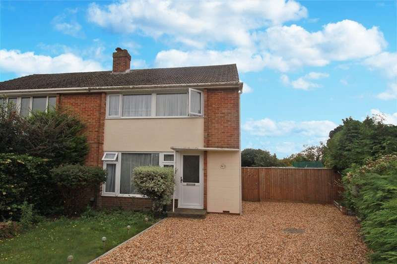 3 Bedrooms Semi Detached House for sale in Sherwood Close, Christchurch