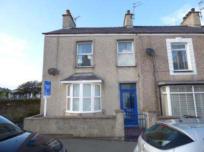 2 Bedrooms End Of Terrace House for sale in Cambria Street, Holyhead, Sir Ynys Mon, LL65