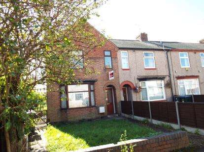 3 Bedrooms End Of Terrace House for sale in Rollason Close, Radford, Coventry
