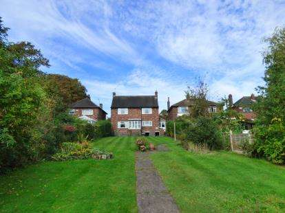 3 Bedrooms Detached House for sale in Ashby Road, ., Tamworth, Staffordshire