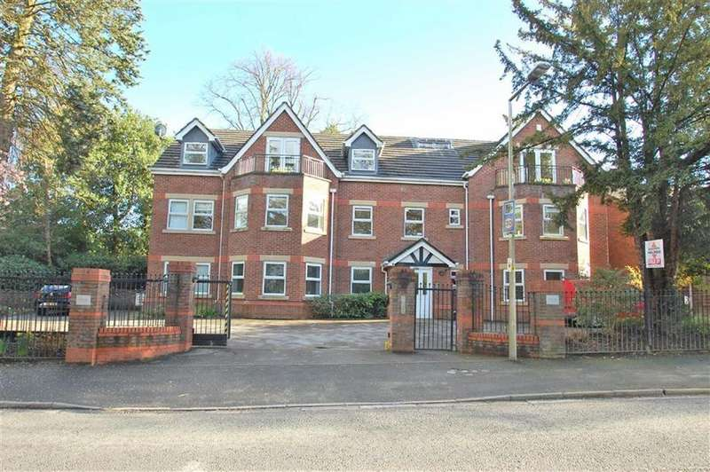 3 Bedrooms Flat for sale in Cedar Park, Bramhall, Cheshire
