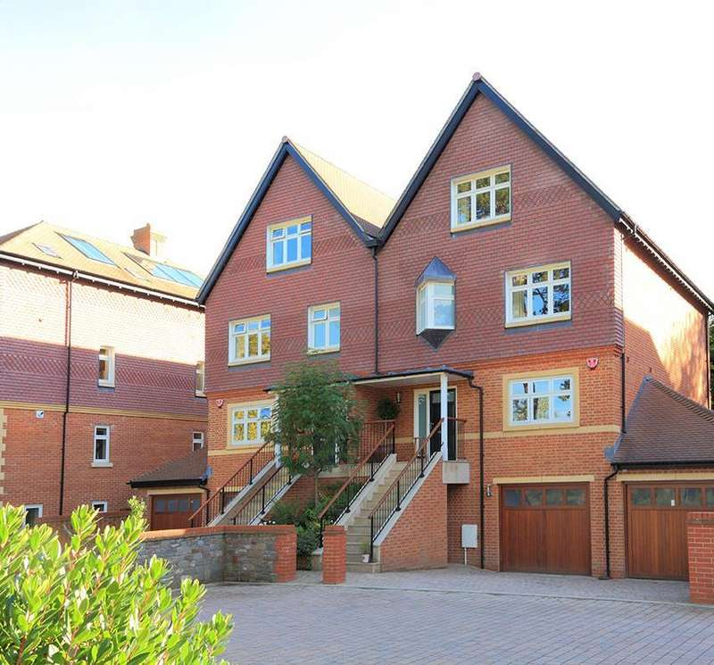 4 Bedrooms Semi Detached House for sale in North Road, Leigh Woods, Bristol
