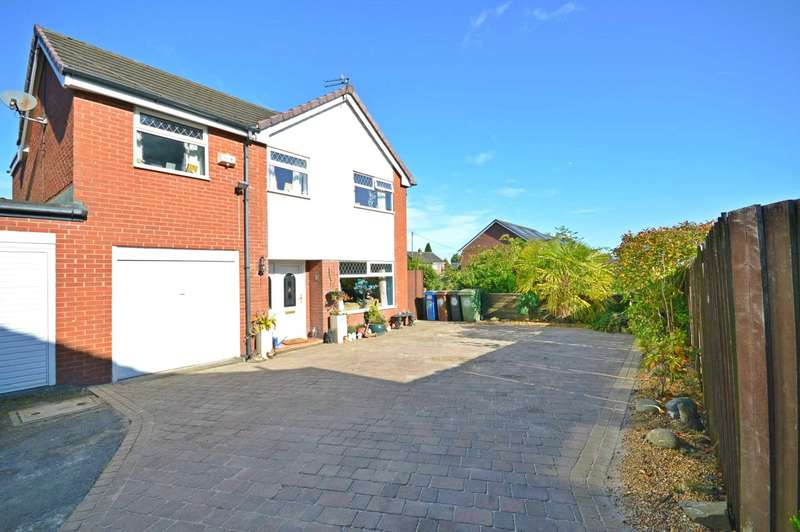 5 Bedrooms Detached House for sale in Wilkin Croft, Cheadle Hulme
