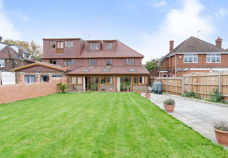 7 Bedrooms House for sale in Salmon Street, Kingsbury, NW9