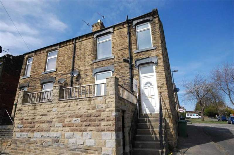 2 Bedrooms Terraced House for sale in West Park Road, Healey, Batley, WF17