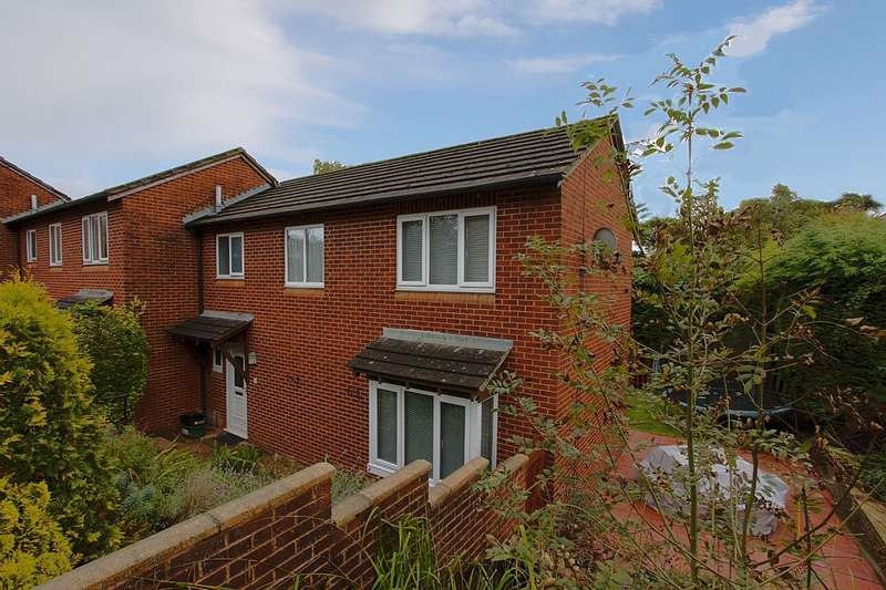 3 Bedrooms End Of Terrace House for sale in Falmouth Close, Torquay, Devon, TQ2 7SE