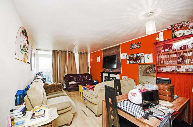 2 Bedrooms Flat for sale in Bradstock Road, Homerton, E9